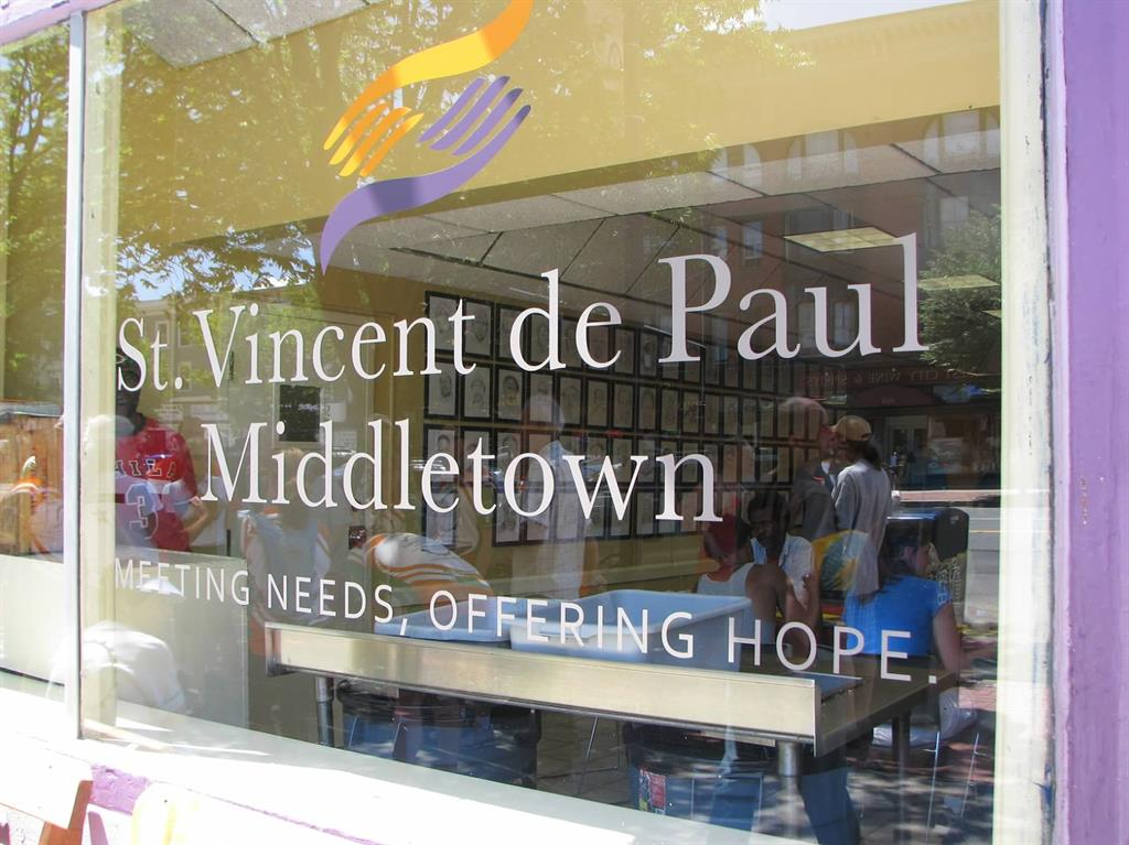 St. Vincent De Paul Soup Kitchen, Middletown